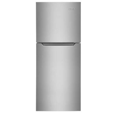 Ffet1022uv Frigidaire 10 1 Cu Ft Top Freezer Apartment